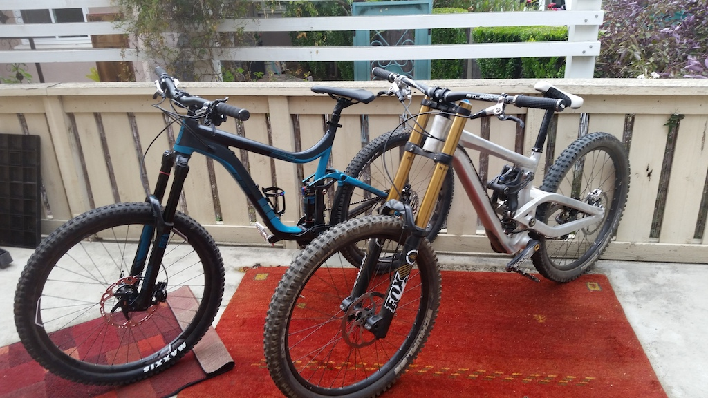 2015 Giant Reign And Raw'd 2014 Gambler