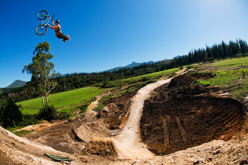 Just one of the most incredible shots of all time I could look at this all day. Danny Pace with his background in motocross can get it properly twisted up.