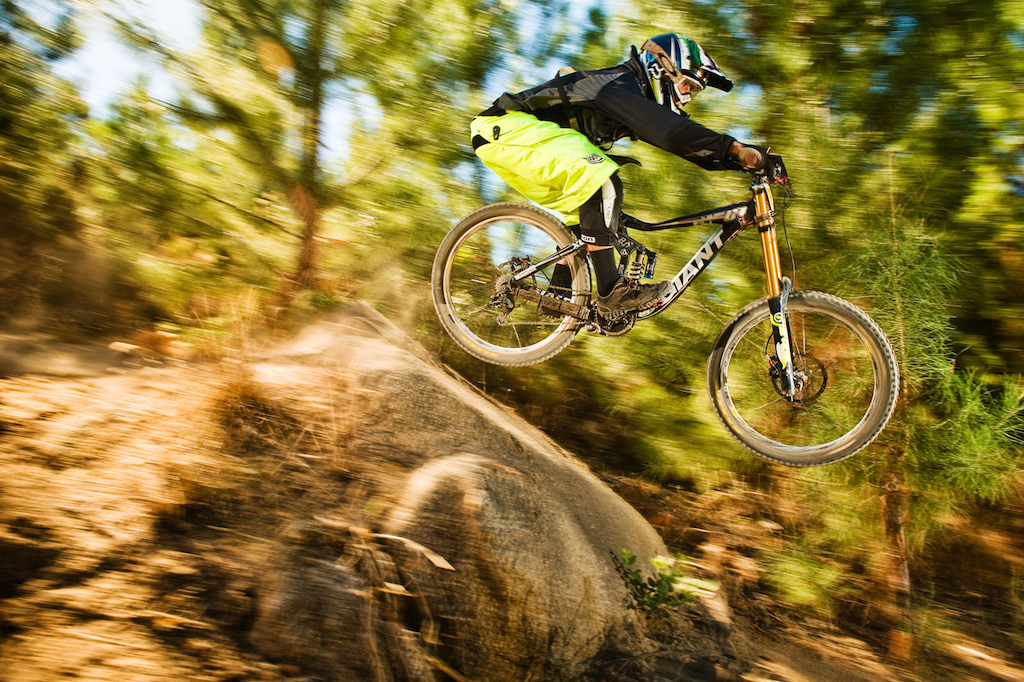 Western Province Downhill Round #3 - Paarl