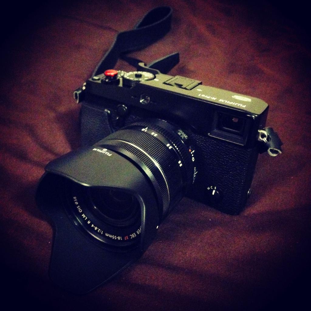 2014 fujifilm x pro 1 and 18-55m fujinon lens and accessories