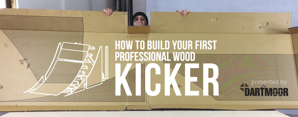how to build wood kicker
