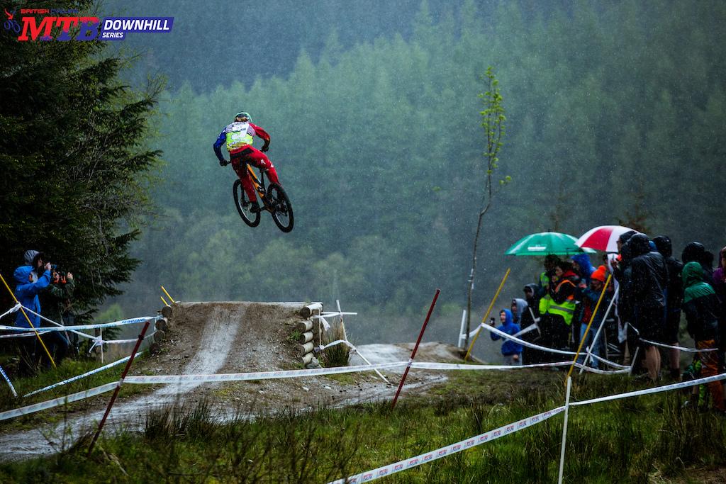 All photos belong to Alex Gann Grip Media working for the British downhill series.