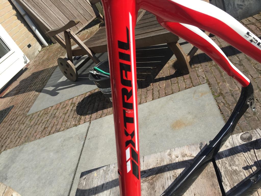 Xtrail 21 inch 29er frame