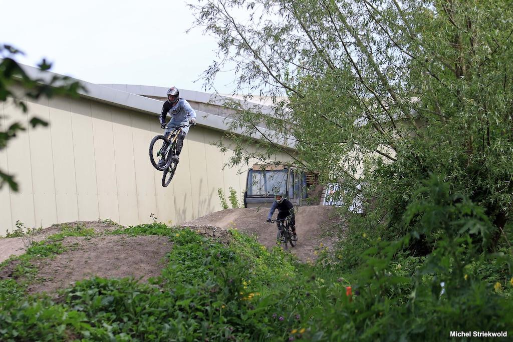 Bikepark Spaarnwoude 17-05-2015
