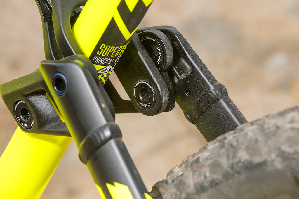 Commencal Meta 5 2015 Iron Mountain and Ted s