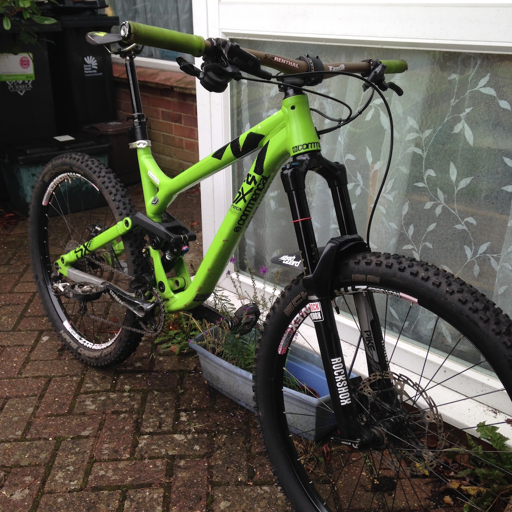 2014 Commencal Meta SX - Upgraded! Must go!