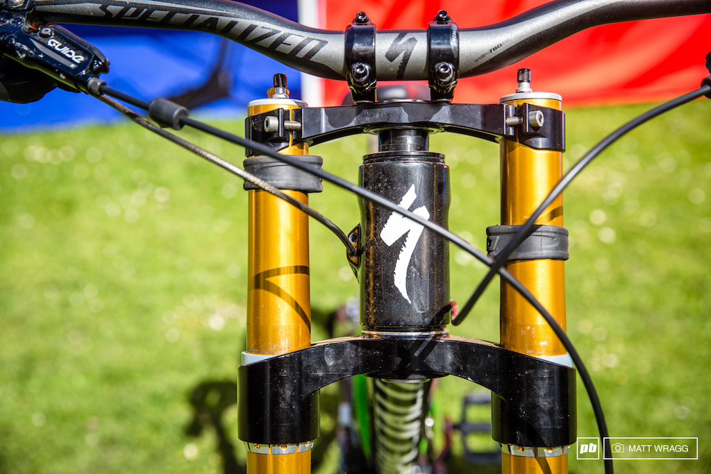 d1a7a392758 Loic Bruni On Öhlins Suspension for 2017? - Pinkbike