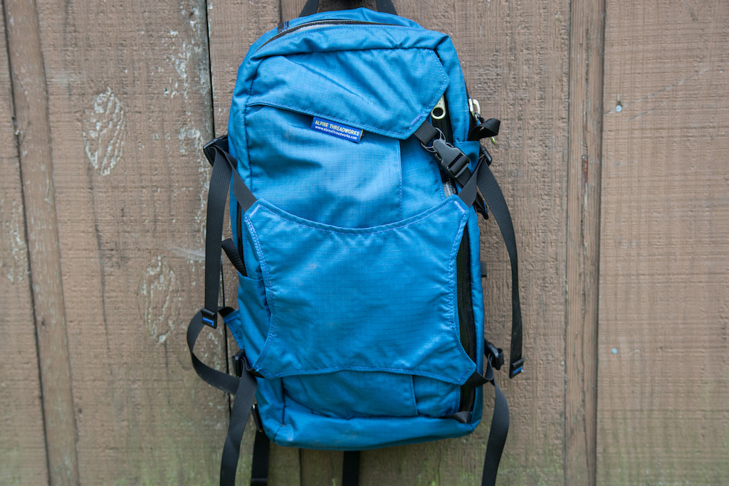Alpine Threadworks Jumpingpound pack