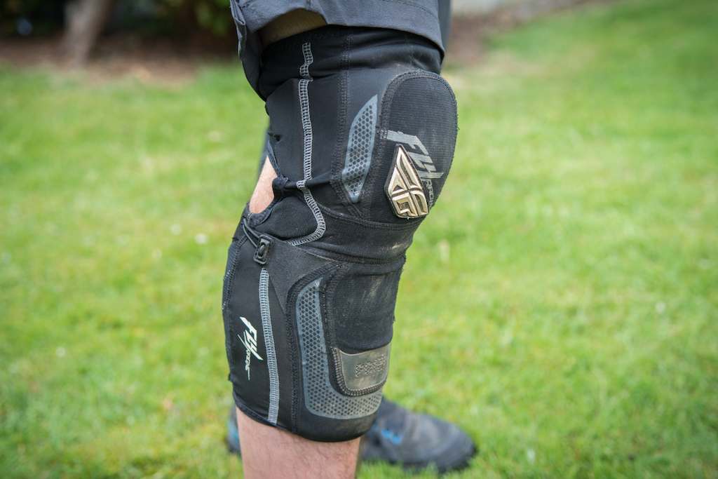 Fly Racing Prizm knee guard review