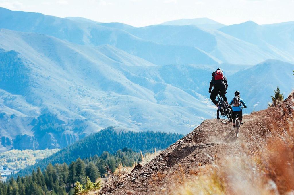 Sun Valley Resort biking
