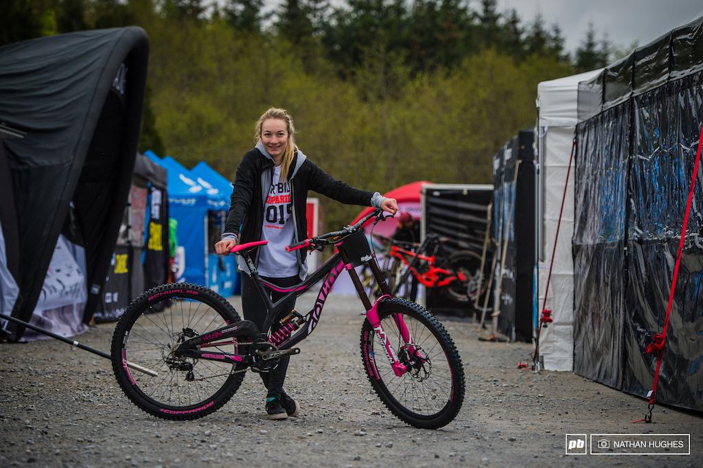 Tahnee s Copparide Charity bike giveaway