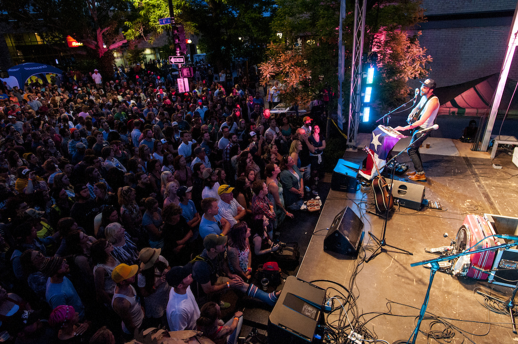 Shakey Graves headlines at the 2015 Grand Junction Off-Road Brian Leddy Photography