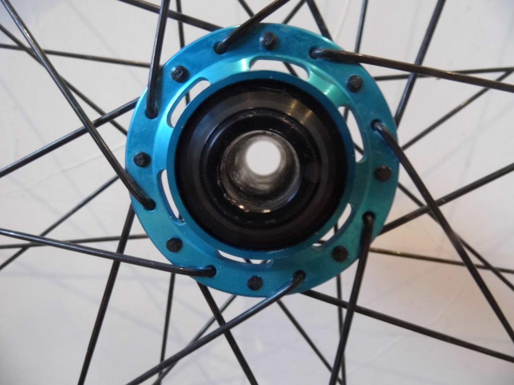 2013 Halo Sas : DMR Convertible : Front Wheel