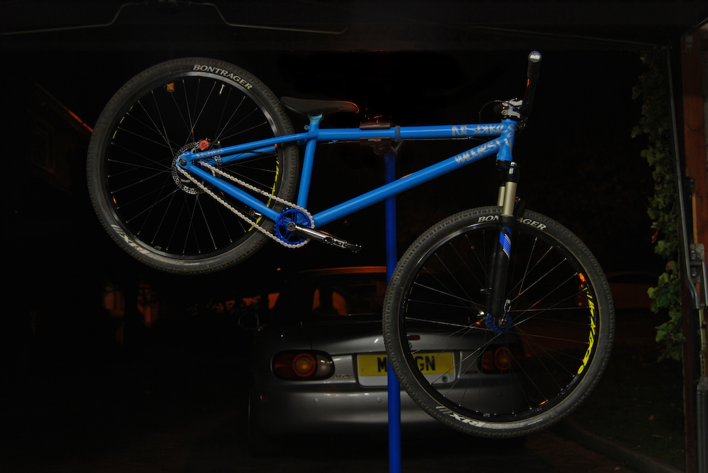 0 NS Majesty dirt jump bike