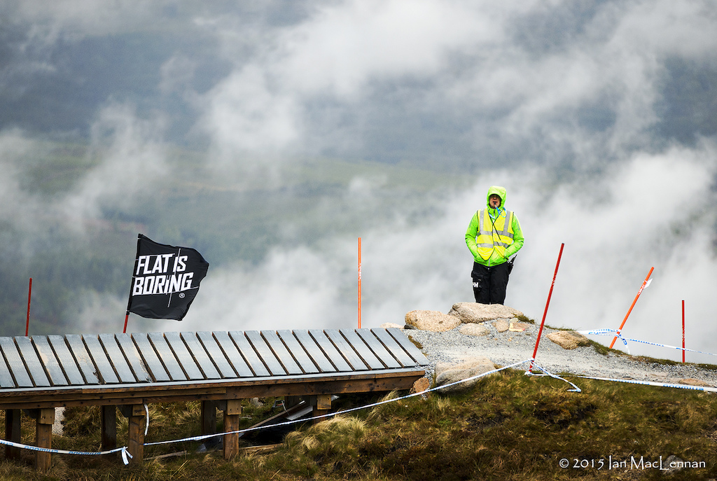 UCI World Cup Fort William June 2015 - Images by Ian MacLennan Copyright 2015