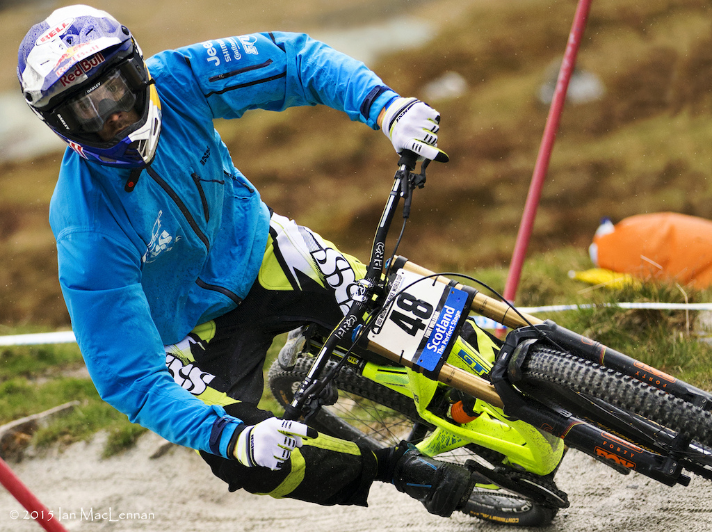 UCI World Cup Fort William June 2015