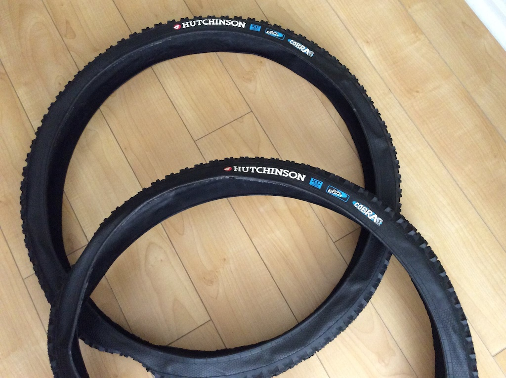 0 BRAND NEW Hutchinson XC Tires
