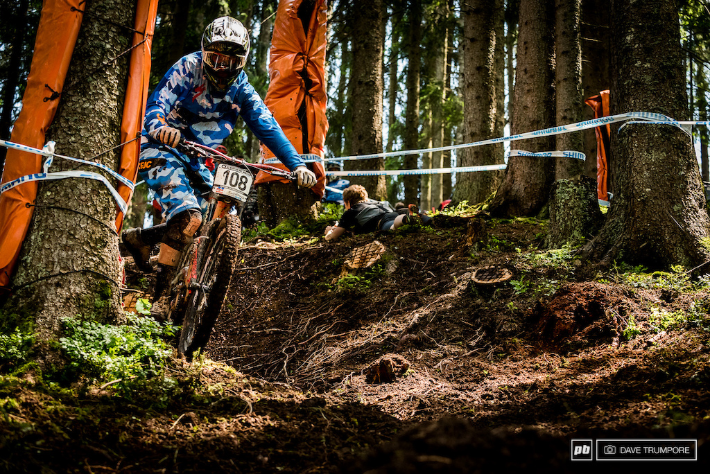 the teddy bear 39 s picnic wc leogang practice pinkbike. Black Bedroom Furniture Sets. Home Design Ideas
