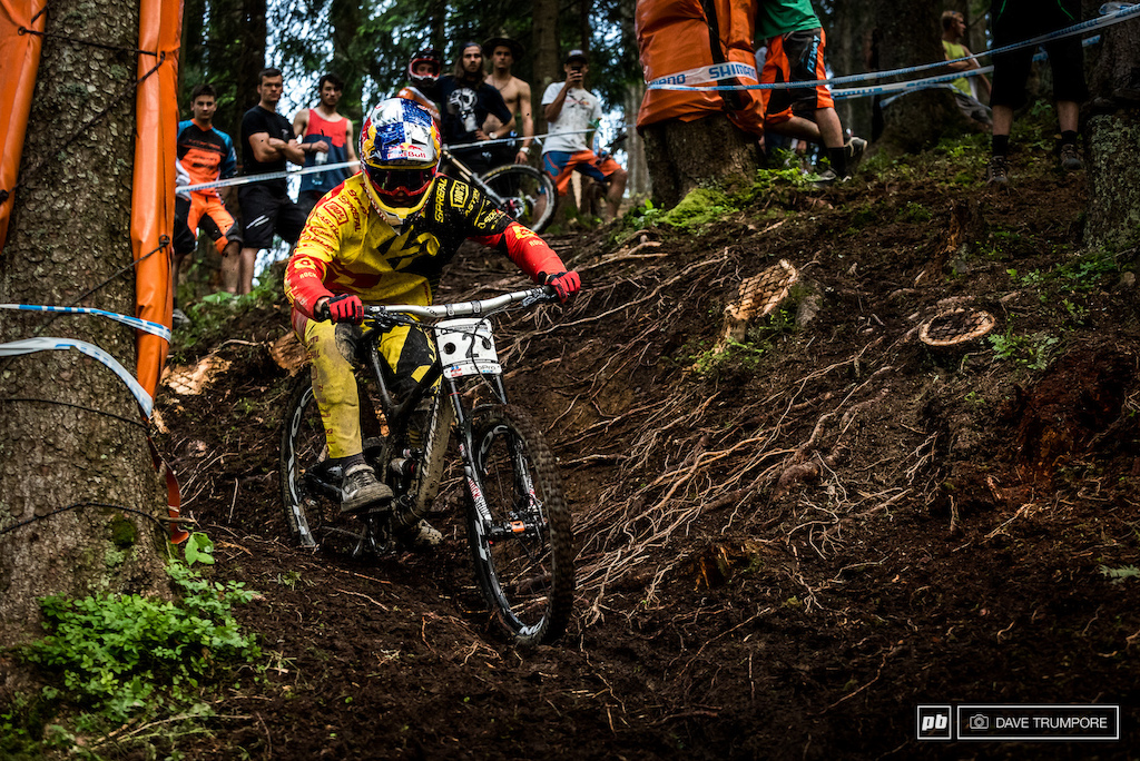 Last years number one qualifier and almost winner Loic Bruni is going to win one of these things real soon and historically Leogang has suited him very well. Could this finally he the young Frenchman s weekend