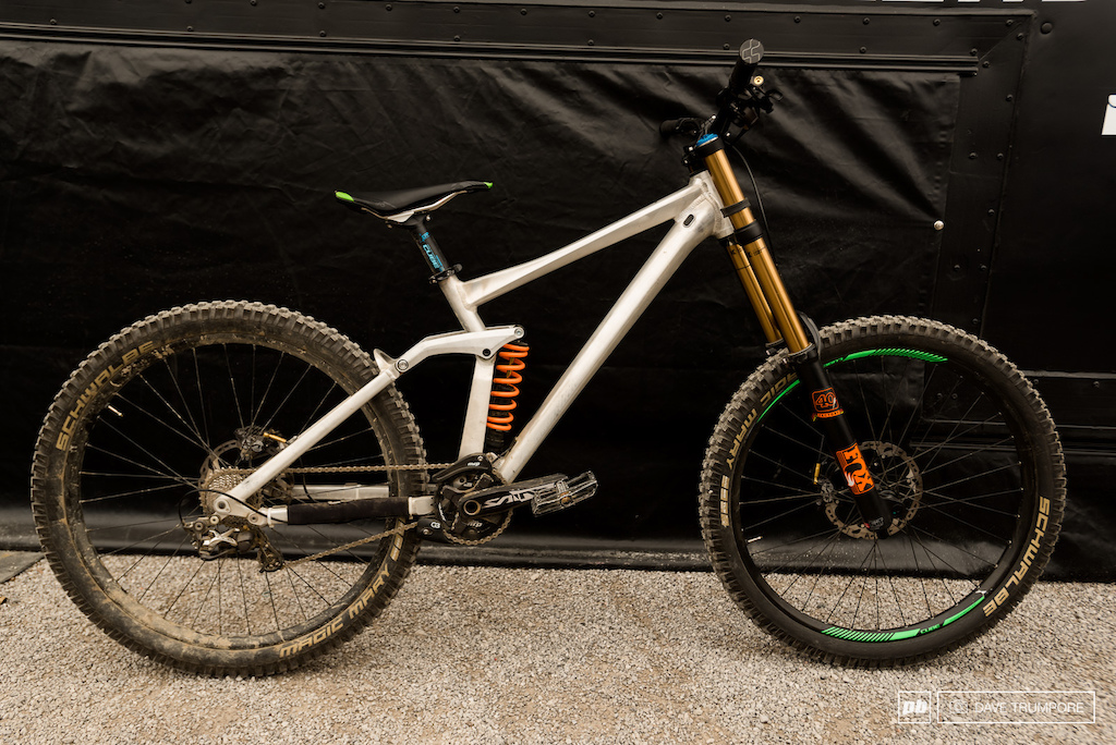 Prototype Cube Dh Bike World Cup Dh Leogang Pinkbike