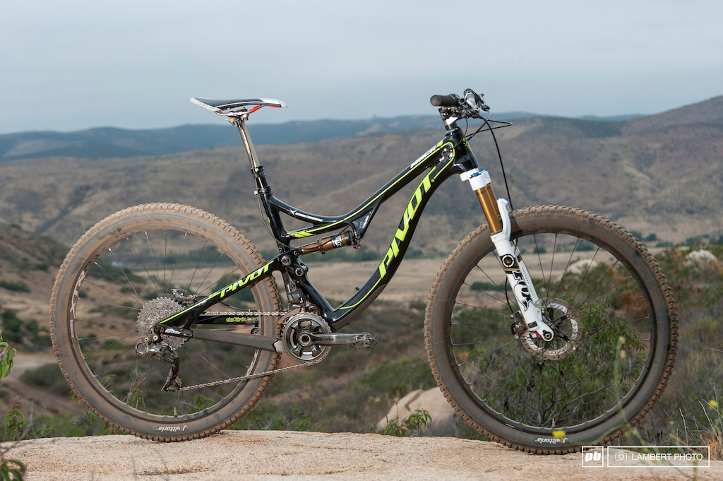 Pivot Mach 4 Carbon Review Pinkbike