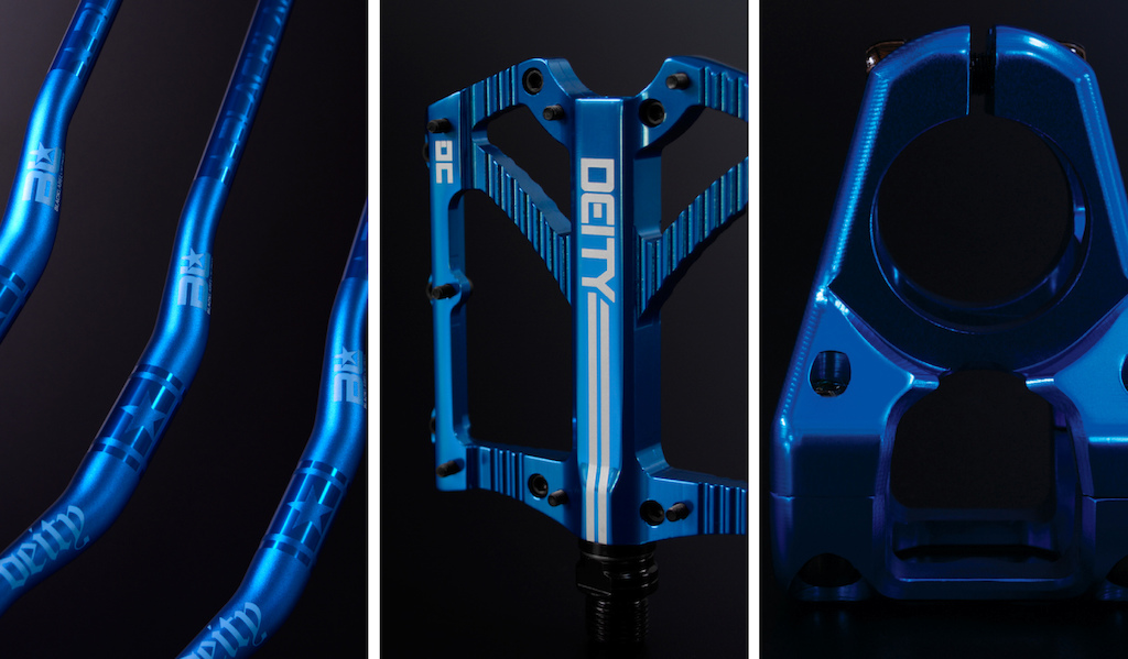 ENTER TO WIN Visit www.deitycomponents.com and enter to win this limited time giveaway