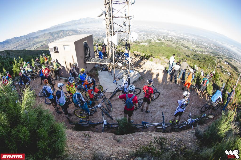 SRAM WP Gravity Enduro 2015
