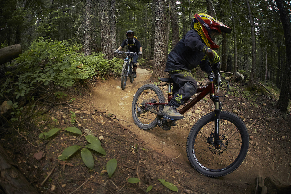 Images for the article on Making Your Grom's Bike Park Experience Epic