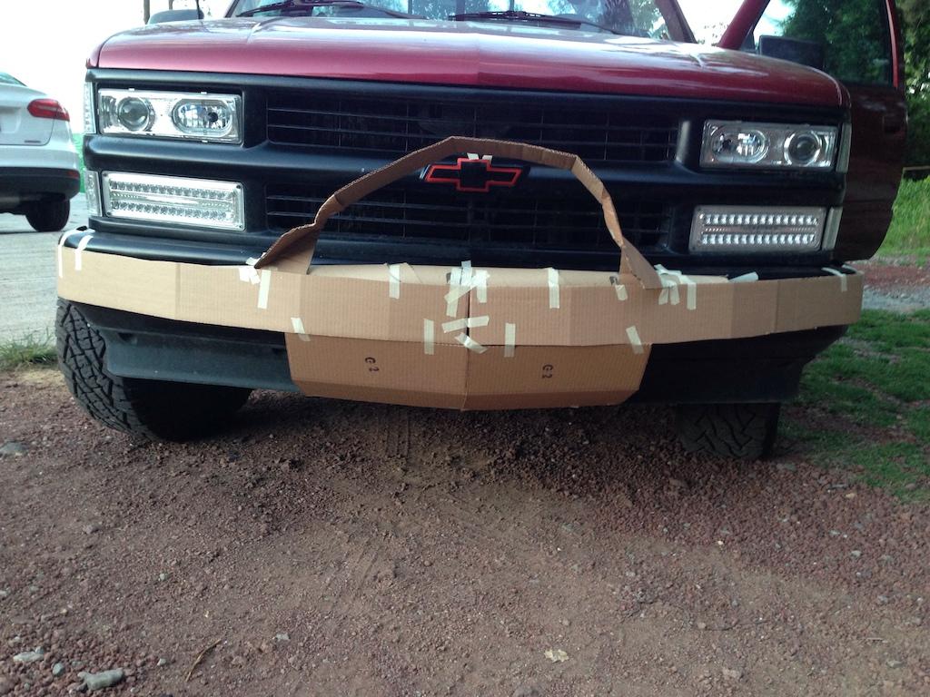 The proto bumper haha