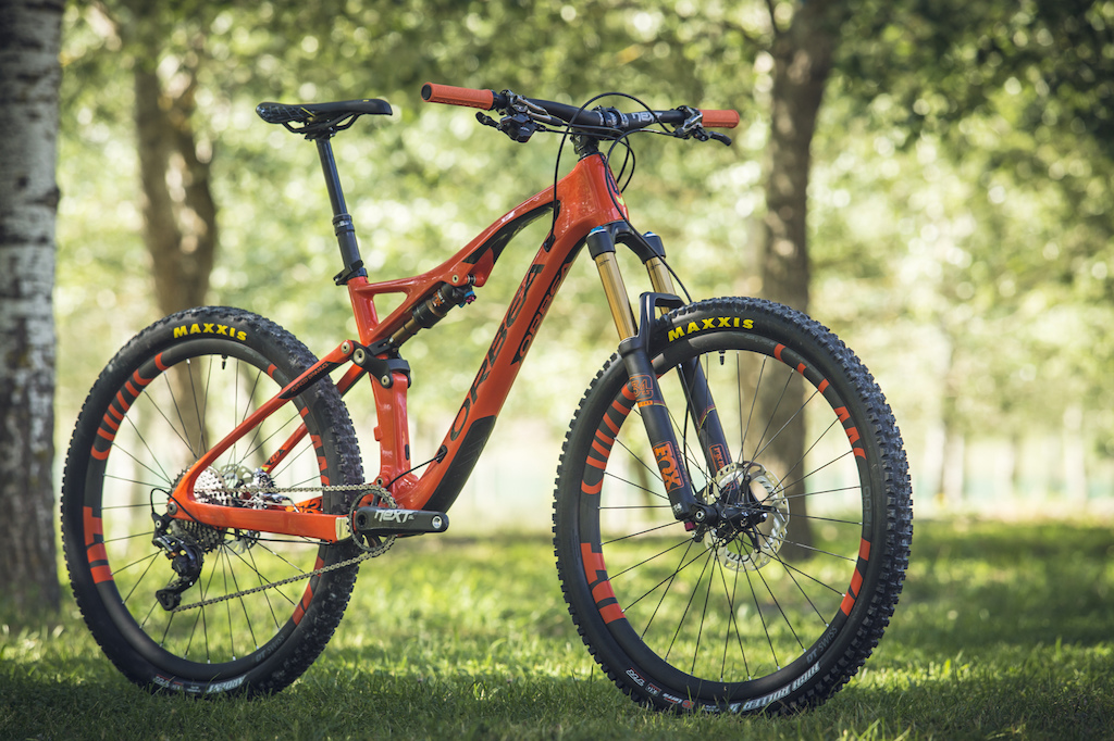 Orbea Occam 2016 First Look Pinkbike