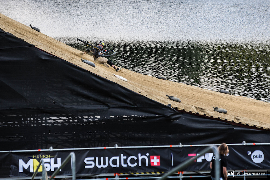 Swatch Prime Line Qualifying