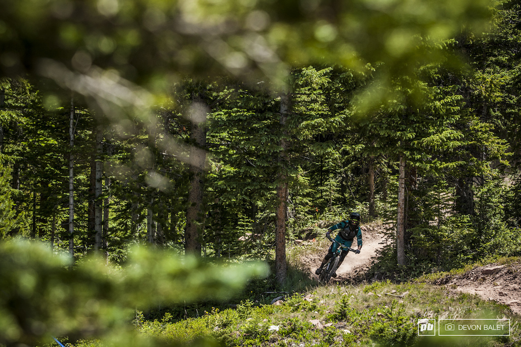 Kelli Emmett had a great weekend of racing in Snowmass proving why she is capable of racing on the world class level.