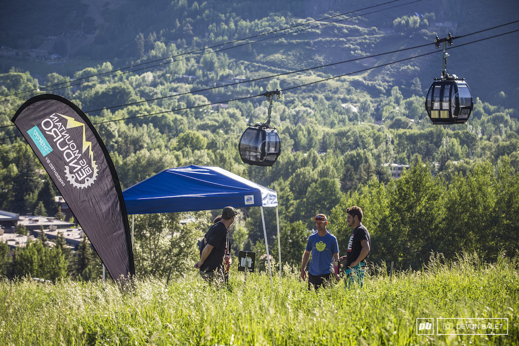 The Big Mountain Enduro operations crew is a hard working great group of guys that makes everything tick for race weekend.