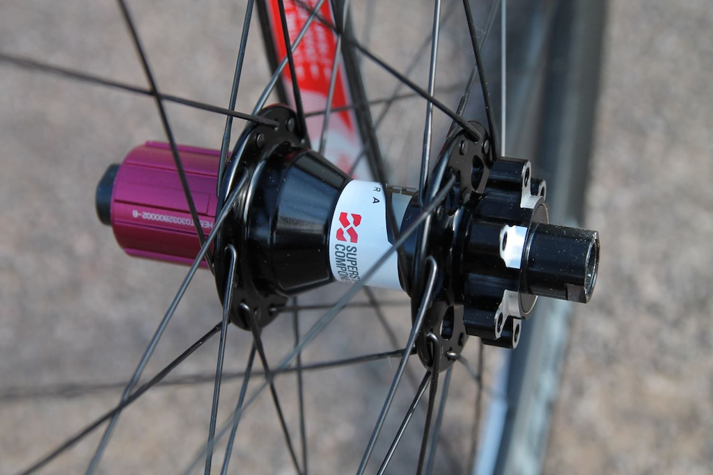 Superstar Components AM Carbon Wheelset -