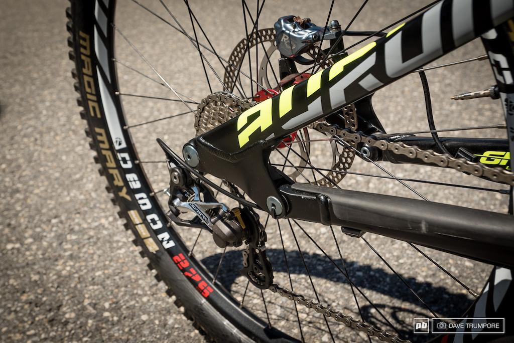 Blenki Bike Check - Lenzerheide World Cup