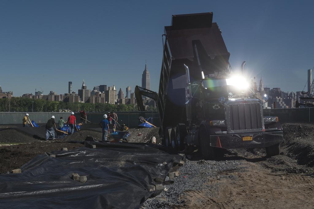 New York Gets First Asphalt Pump Track in North America - Pinkbike