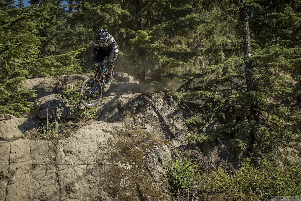 Tech Lines - Whistler Bike Park images for PR