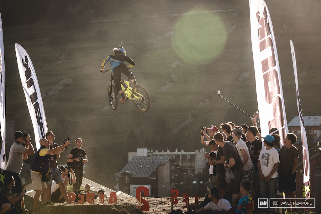 Crankworx L2A Whip Off Photo Epic Image
