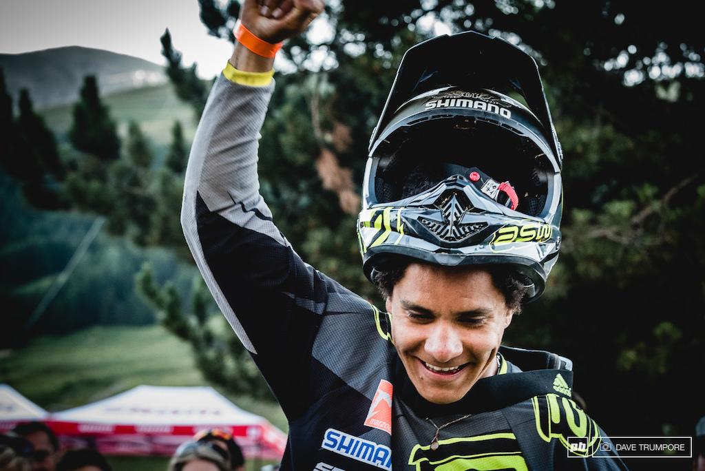 Congrats Bernardo