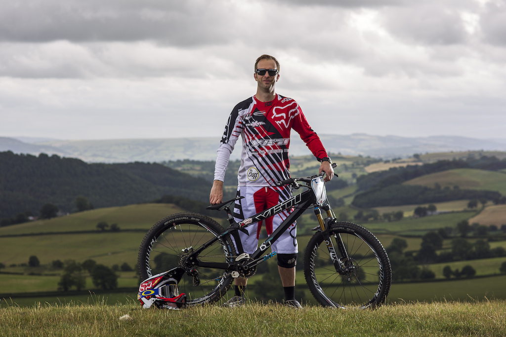 Your 2015 British 4X National Champion Scott Beaumont during The Schwalbe British 4X National Championship at Moelfre Hall Moelfre United Kingdom. 11July 2015 Photo Charles Robertson