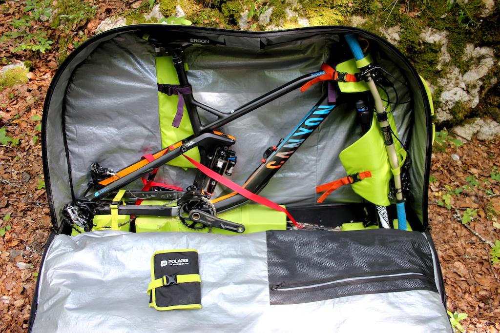 Polaris Axial Bike Pod