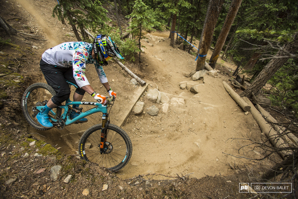 Making a tight corner look like a massive turn. Jared Graves is a true pleasure to watch and shoot.