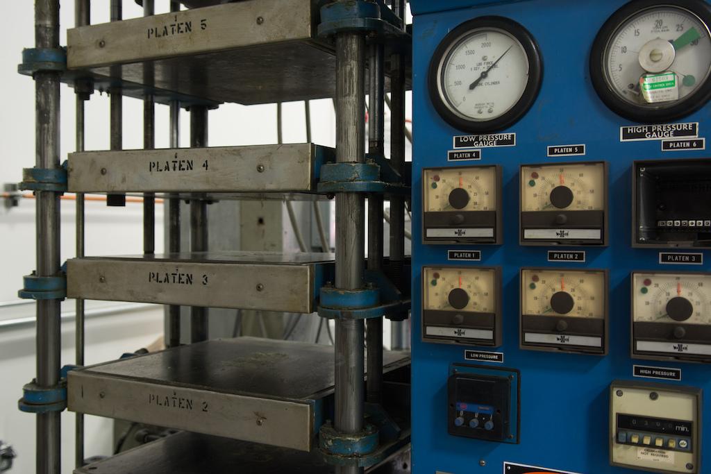 ENVE factory visit