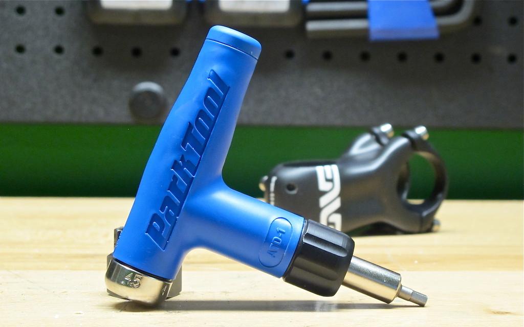 Park torque tool review test