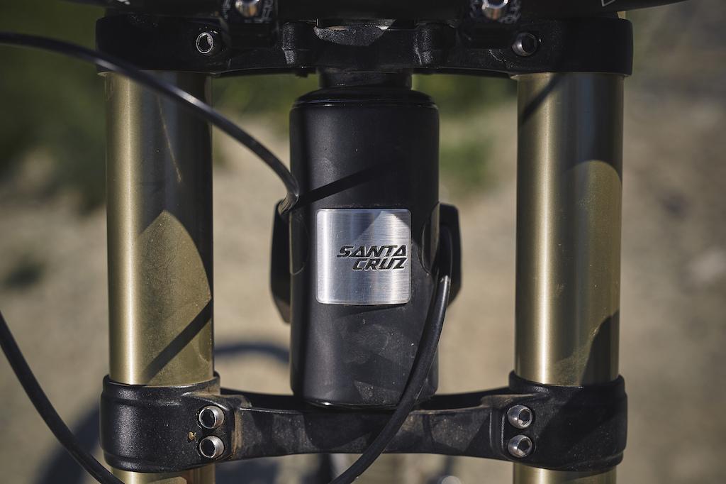 Santa Cruz V10C review test