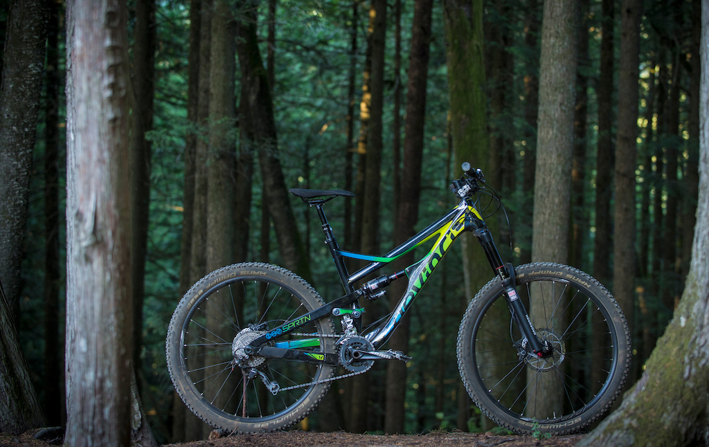 Devinci Spartan Carbon RC review test Photo by Clayton Racicot