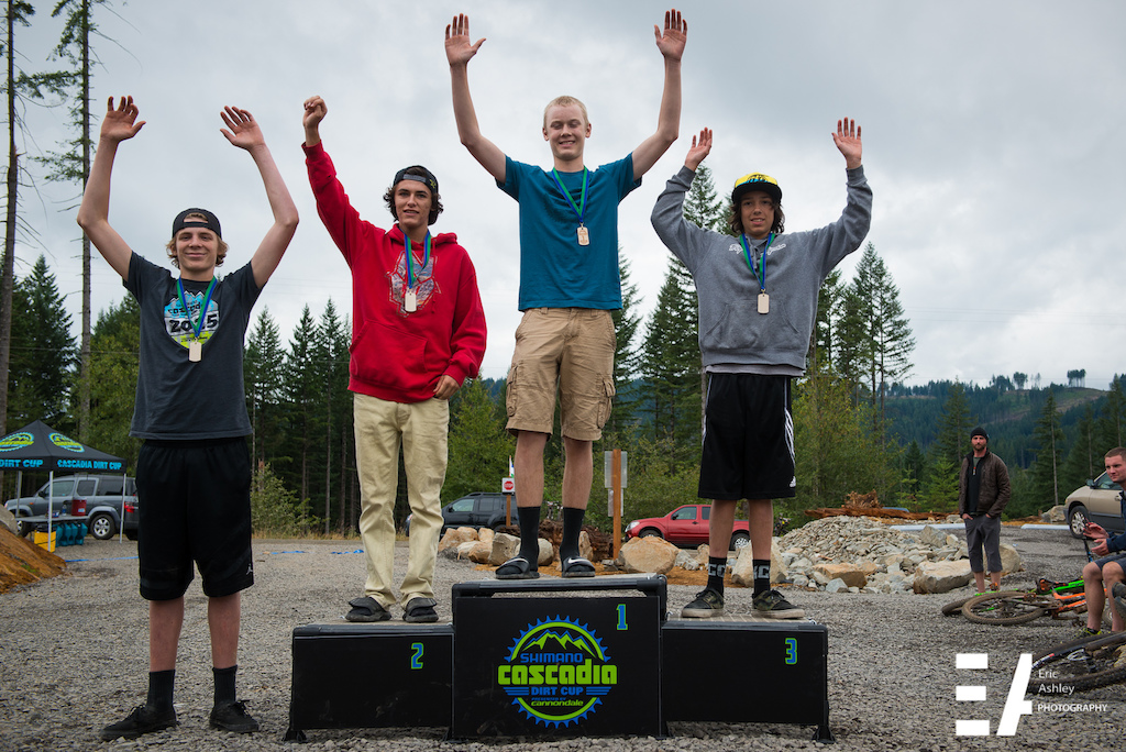 Cascadia Dirt Cup Round 3 Yacolt Burn