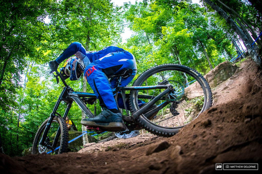 Photo Epic Dust and Bones - Windham DH World Cup Practice