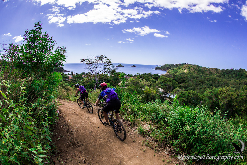 Exploring Costa Rica by Mountain Bike