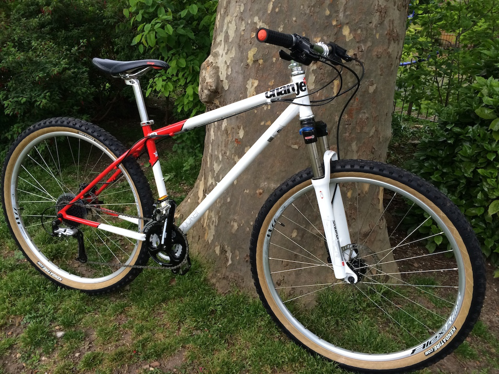 2012 Charge Cooker 29 Steel Hardtail